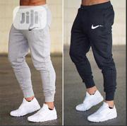 Joggers Trousers With Nike Logo | Clothing for sale in Oyo State, Egbeda