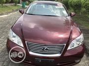 Lexus ES 2008 350 Red | Cars for sale in Lagos State, Lagos Island