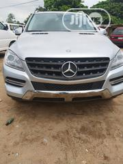 Mercedes-Benz M Class 2015 Silver | Cars for sale in Lagos State, Lekki Phase 2