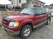 Ford Explorer 2003 Red | Cars for sale in Lagos State, Lagos Mainland