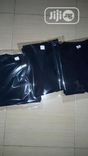 Plain Black T-shirts | Clothing for sale in Lagos State, Ikorodu