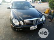 Mercedes-Benz E350 2008 Black | Cars for sale in Abuja (FCT) State, Lugbe