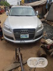 Audi Q7 2008 3.6 FSi Silver | Cars for sale in Lagos State, Lekki Phase 1