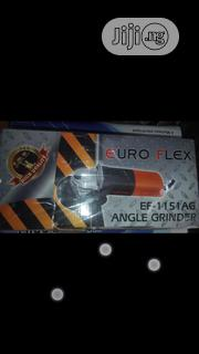 "115mm (41⁄2"") Euro Flex Angle Grinder Ef-1151ag 