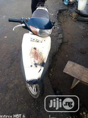 Honda Dio 2010 White | Motorcycles & Scooters for sale in Lagos State, Orile