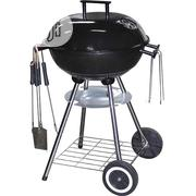 Kettle Barbecue With Utensils And Cover | Kitchen Appliances for sale in Lagos State, Ifako-Ijaiye
