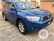 Toyota Highlander 2008 Limited 4x4 Blue | Cars for sale in Oyo State, Ibadan