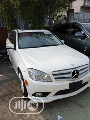 New Mercedes-Benz C300 2010 White | Cars for sale in Lagos State, Surulere