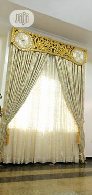 Executive Curtain Board Design | Home Accessories for sale in Lagos State, Lagos Island