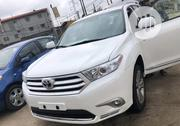Toyota Highlander 2010 White | Cars for sale in Lagos State, Agege