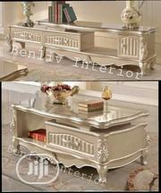 Royal Tv Stand And Centre Table   Furniture for sale in Lagos State, Victoria Island