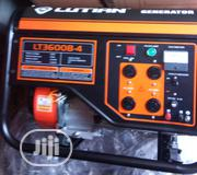 Lutian 3600b-4 3.2kva Coper Generator Generator | Electrical Equipments for sale in Lagos State, Ojo