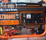 Lutian 3900 Eb-8 3.8kva Generator   Electrical Equipments for sale in Lagos State, Ojo