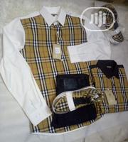 Burberry Designers Shirts | Clothing for sale in Lagos State, Lagos Island