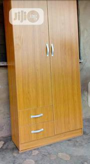 Two Door Wardrobe With Two Drawer's | Furniture for sale in Oyo State, Oluyole