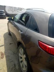 Infiniti FX 2004 45 AWD Silver | Cars for sale in Lagos State, Mushin