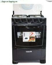 Scanfrost 4-Burner Gas Cooker CK-5400 NG - Black   Kitchen Appliances for sale in Abuja (FCT) State, Asokoro