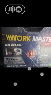 26mm. WORK MASTER WM-3262RH. 900 Watt Rotary Hammer Drill | Electrical Tools for sale in Lagos State, Lagos Island