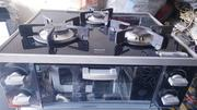 Table Gas Cooker With Glass Top   Kitchen Appliances for sale in Lagos State, Lagos Mainland