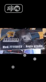 "115mm (41⁄2""). True Tiger Angle Grinder Mod-tt115023 