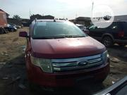 Ford Edge 2008 Red | Cars for sale in Lagos State, Agege