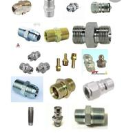 Hydraulic Nipples Of Different Sizes | Manufacturing Materials & Tools for sale in Lagos State, Ojo