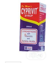 Dr Meyer Cyprivit Weight Gain Syrup-200ml | Vitamins & Supplements for sale in Rivers State, Port-Harcourt