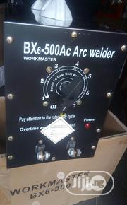 500 Amps Workmaster Welding Machine | Electrical Equipment for sale in Lagos State, Lagos Island