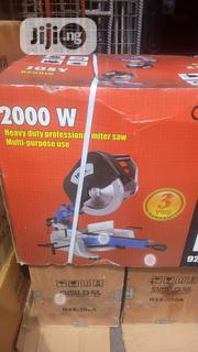 2000W Aluminium Jossy Cutting Machine ( Mitre Saw) | Hand Tools for sale in Lagos State, Lagos Island