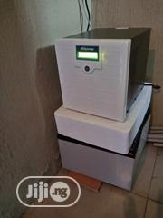 1.7kva/24v Inverter With 2batteries Of 100ah | Home Appliances for sale in Oyo State, Ibadan South East