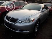Lexus GS 2009 350 Silver | Cars for sale in Lagos State, Apapa
