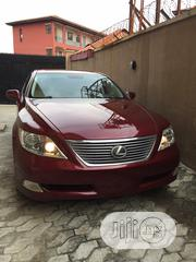 Lexus LS 2008 460 Red | Cars for sale in Lagos State, Ajah