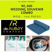 Affordable Wedding Party Souvenir Gift Combo Set For Party Guests | Party, Catering & Event Services for sale in Lagos State, Maryland