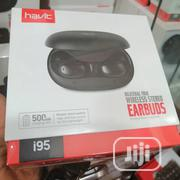 Sports I95 In-ear Wireless Earbuds | Headphones for sale in Lagos State, Ikeja
