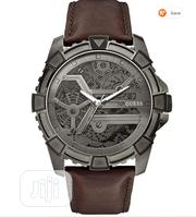 GUESS Men's Brown Powerhouse Watch, NS   Watches for sale in Lagos State, Ikeja