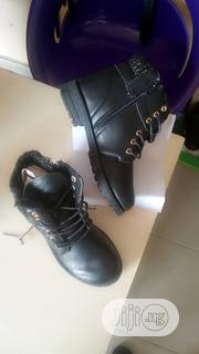 100% Leather Boot For Kids | Shoes for sale in Lagos State, Ajah