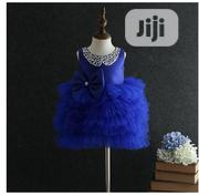 Girls Cute Blue Ball Gown - 1-4years | Children's Clothing for sale in Lagos State, Isolo