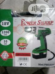 Battery Drill Machine | Electrical Tools for sale in Lagos State, Lagos Island