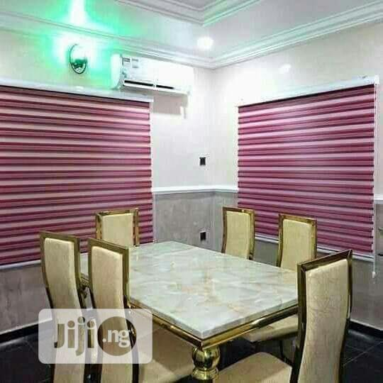 Dining and Blinds