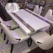 White Dinning Set | Furniture for sale in Lagos State, Ojo