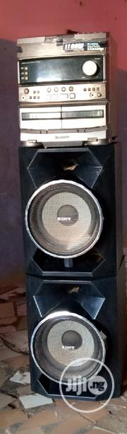 Pioneer And Sony Speakers | Audio & Music Equipment for sale in Abuja (FCT) State, Wuye