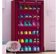 Shoes Rack With A Fabric Cover | Furniture for sale in Ogun State, Abeokuta South