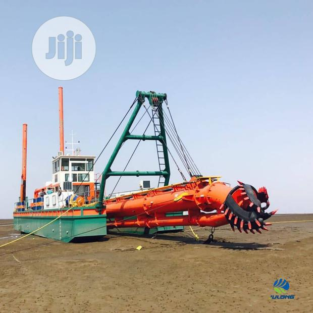 Julong Cutter Suction Dredger CSD450