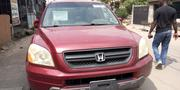 Honda Pilot 2006 Red | Cars for sale in Lagos State, Surulere