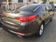 Kia Optima 2012 Gray | Cars for sale in Lagos State, Ikeja