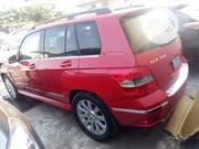 Mercedes-Benz GLK-Class 2010 350 4MATIC Red | Cars for sale in Lagos State, Lagos Mainland