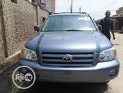 Toyota Highlander Limited V6 2006 Gray | Cars for sale in Lagos State, Lagos Mainland