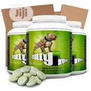 Monster Energy Bully Max Dog Muscle Builder Supplement Tablet Pills | Pet's Accessories for sale in Lagos State, Oshodi-Isolo