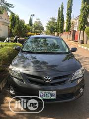 Toyota Corolla 2012 Black | Cars for sale in Abuja (FCT) State, Asokoro