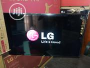 Brand New LG 32inch LED TV Ready Full HD Free Bracket | TV & DVD Equipment for sale in Lagos State, Ojo